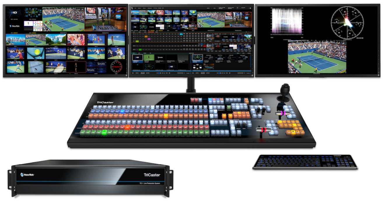 TriCaster TC1